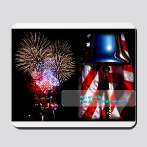 Independance Day Mousepad