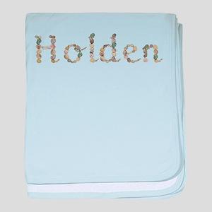 Holden Seashells baby blanket
