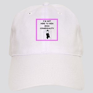 swimming Baseball Cap