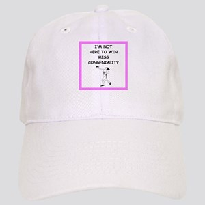 shot put Baseball Cap