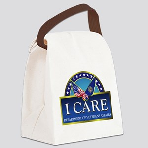 VA - I Care Canvas Lunch Bag