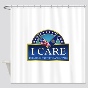 VA - I Care Shower Curtain