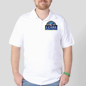 VA - I Care Golf Shirt