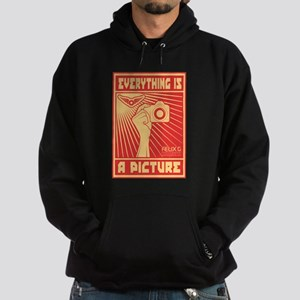 Everything is a picture Hoodie (dark)