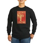 Everything is a picture Long Sleeve Dark T-Shirt