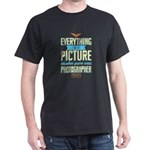 Everything is a picture Dark T-Shirt