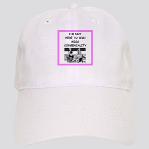 card player Baseball Cap