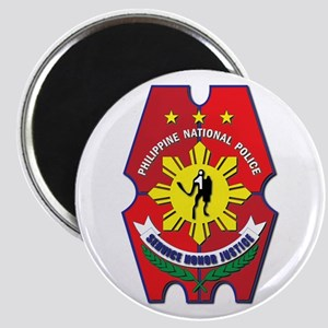Philippine National Police Seal Magnet
