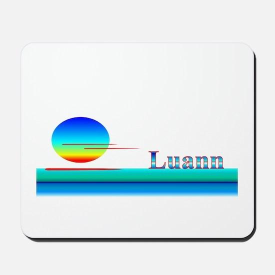 Luann Mousepad