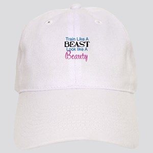 Train Like A Beast Look Like A Beauty Cap