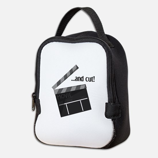 And Cut! Neoprene Lunch Bag