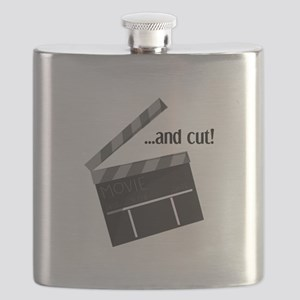 And Cut! Flask