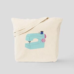 Sewing Machine Tote Bag