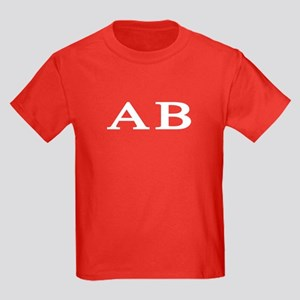 Alpha Beta Kids Dark T-Shirt