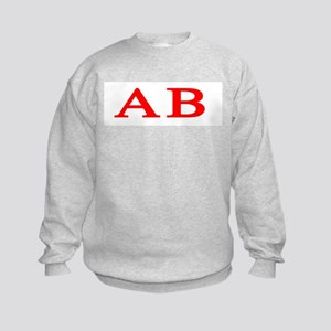 Alpha Beta Kids Sweatshirt
