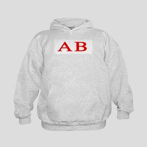 Alpha Beta Kids Hoodie