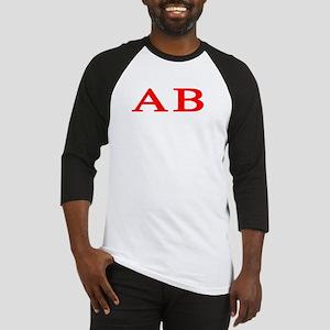 Alpha Beta Baseball Jersey