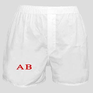 Alpha Beta Boxer Shorts