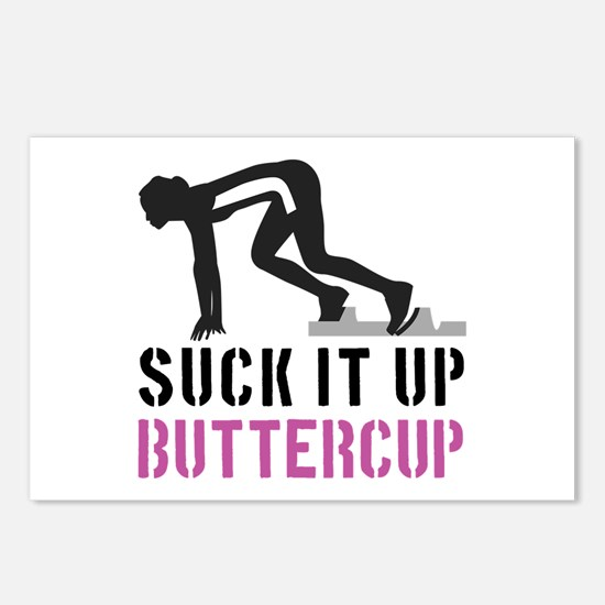 Suck It Up Postcards (Package of 8)