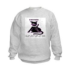 CATITUDE Sweatshirt