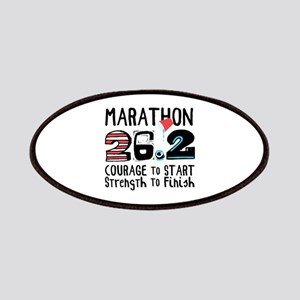 Marathon Courage Patch