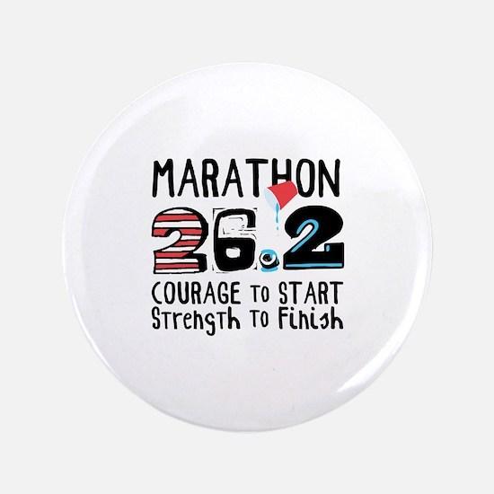 Marathon Courage Button