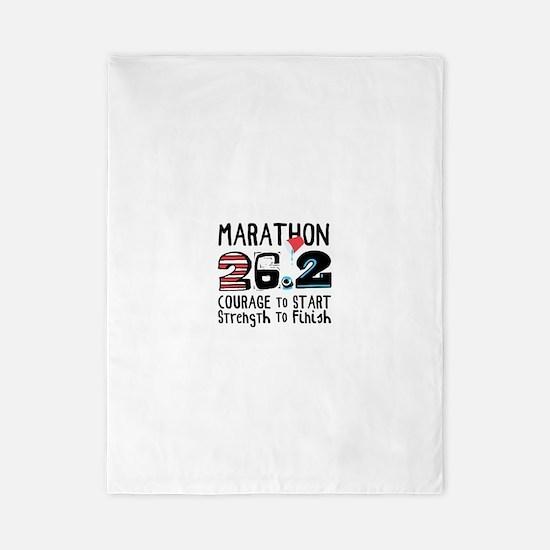 Marathon Courage Twin Duvet