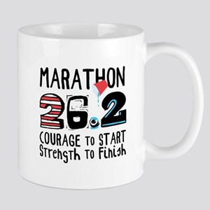 Marathon Courage Mugs