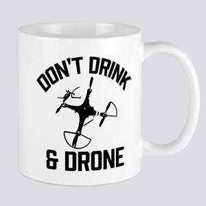 Don't Drink and Drone Mug