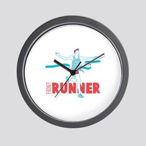 Front Runner Wall Clock