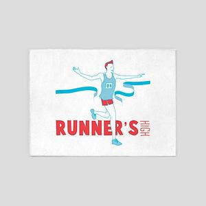 Runners High 5'x7'Area Rug