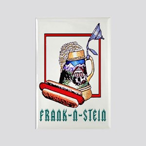 """FRANK-N-STEIN"" Rectangle Magnet"