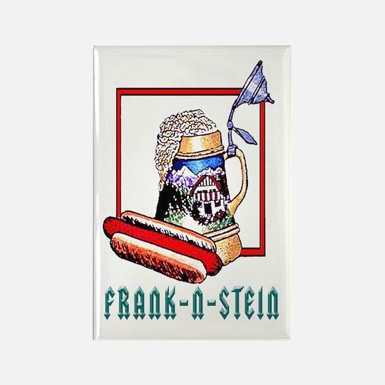 """FRANK-N-STEIN"" Rectangle Magnet"