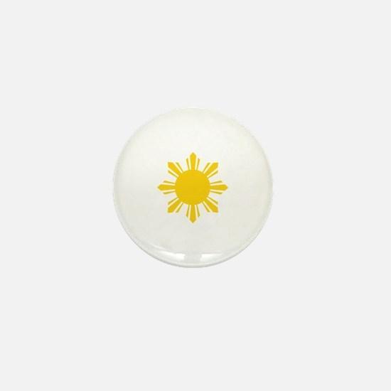 Cute Filipino Mini Button