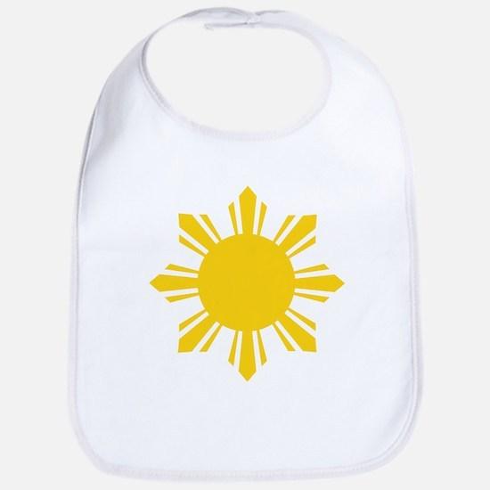 philippines sun Bib