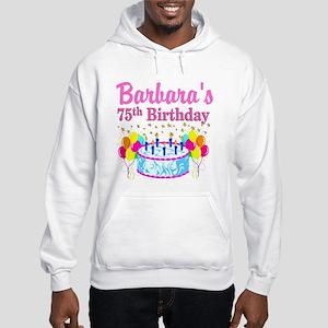 75TH CELEBRATION Hooded Sweatshirt