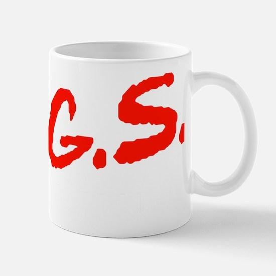 Funny Pug life Mug