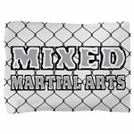Mixed Martial Arts Pillow Sham