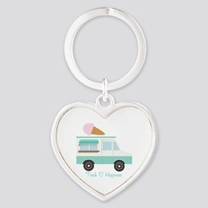 Truck O Happiness Keychains