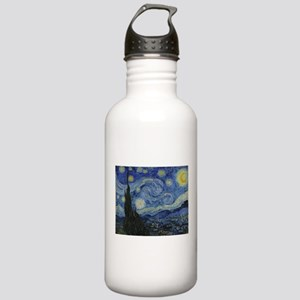 Vincent Van Gogh Starr Stainless Water Bottle 1.0L