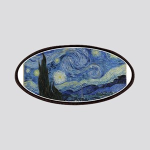 Vincent Van Gogh Starry Night Patch