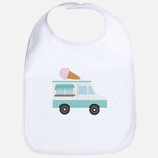 Ice Cream Truck Bib