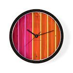 Americana Neon Wall Clock