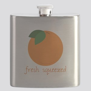 Fresh Squeezed Flask