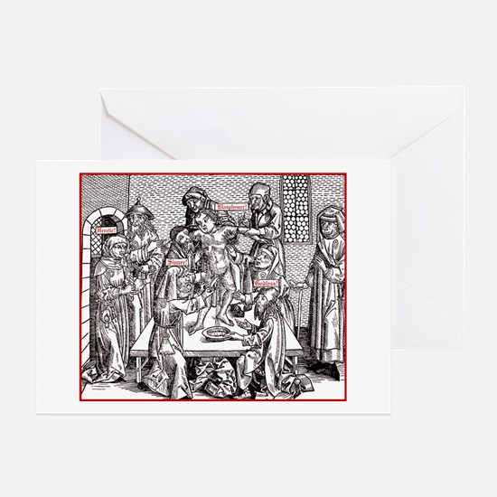 Christian Tolerance Greeting Card