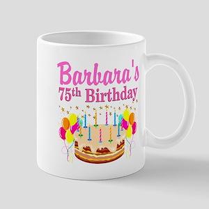 75TH CELEBRATION Mug
