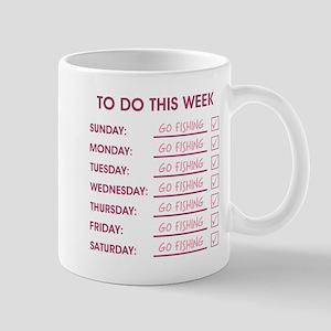 TO DO THIS WEEK Mug