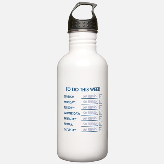 TO DO THIS WEEK Water Bottle