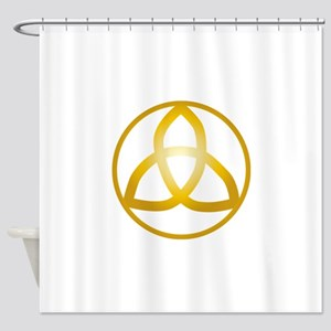 Triqueta Shower Curtain