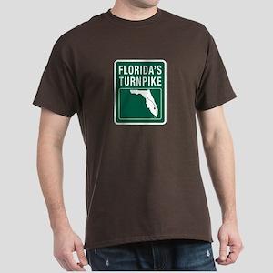 Florida Turnpike, Florida Dark T-Shirt